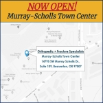 Murray Scholls Office - NOW OPEN!