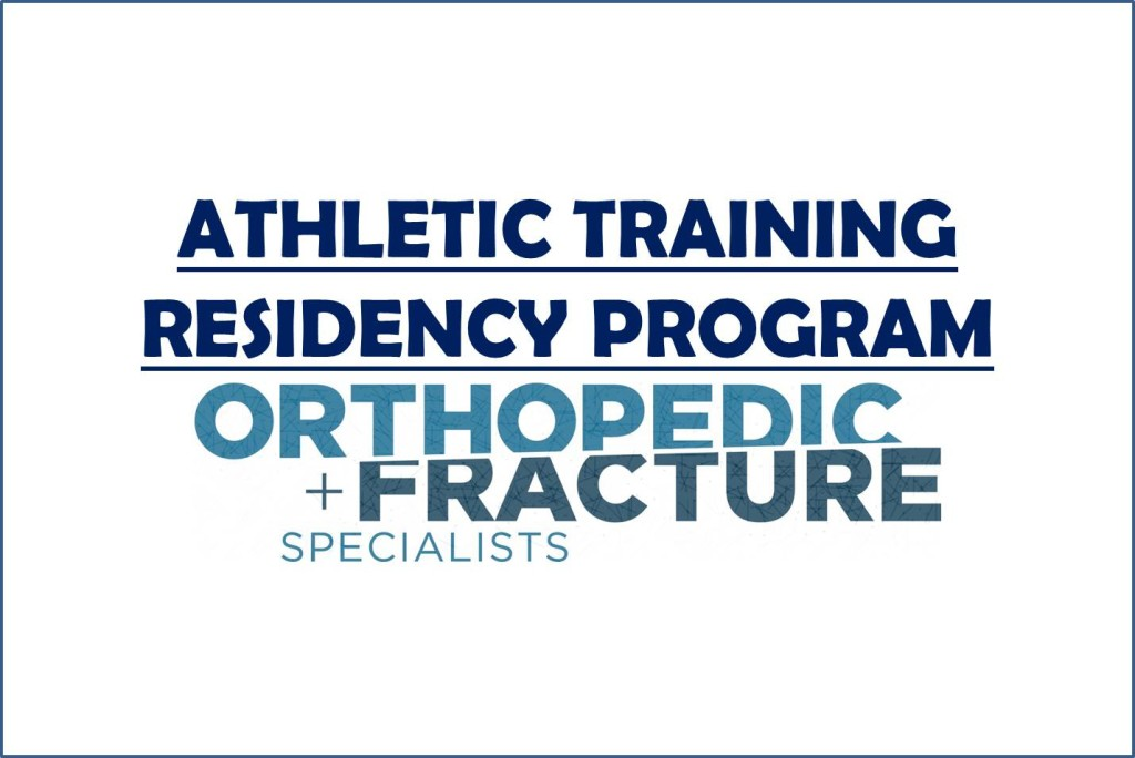 Athletic Training Residency Program