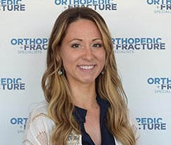 Jessica Martschinske, ATC Athletic Trainer
